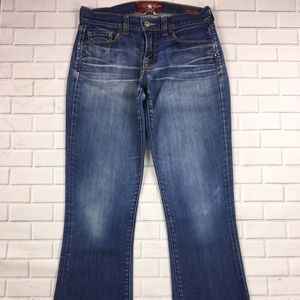Lucky Brand Jeans Sofia Boot 4/27L Inseam 31""